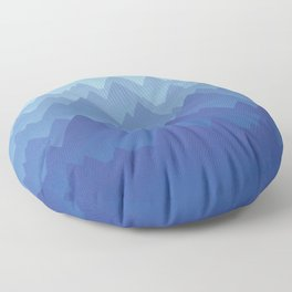 Mountain Vista Floor Pillow