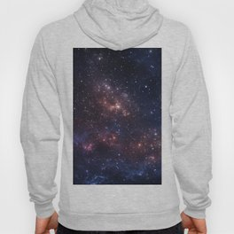 Stars and Nebula Hoody
