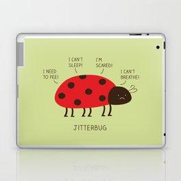 jitterbug Laptop & iPad Skin