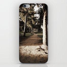 Hidden Path iPhone Skin