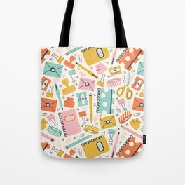 Stationery Love Tote Bag