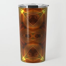 Golden Thread Travel Mug