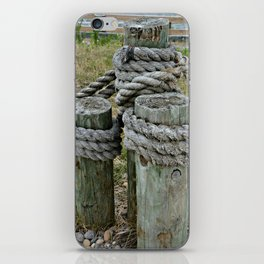 Tightly Secured iPhone Skin