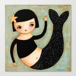 Hello Sailor! Canvas Print