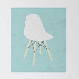 #98 Eames Chair Throw Blanket