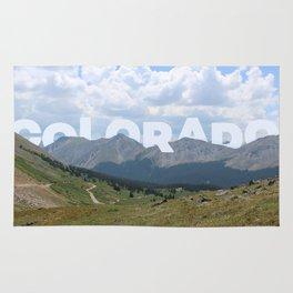 Colorado Mountain View Rug