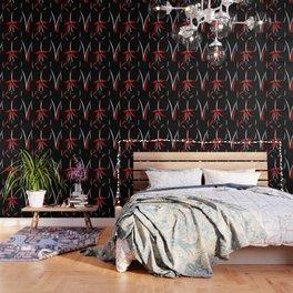 Barecheek Wallpaper