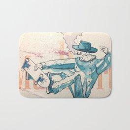 Cowboy Killer Bath Mat