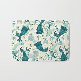 Aviary - Cream Bath Mat
