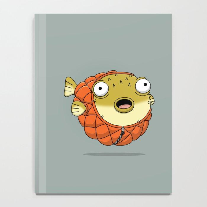 Puffer fish Notebook