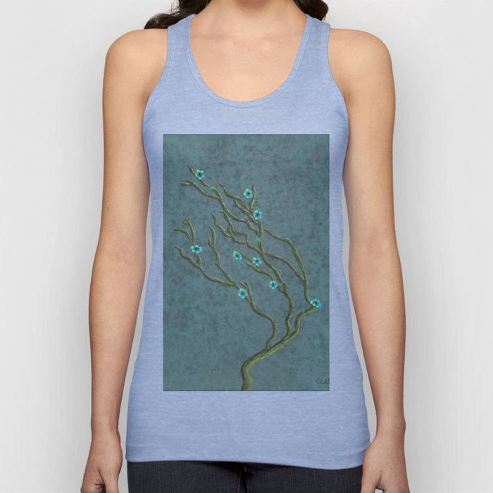 Old As Time Unisex Tank Top