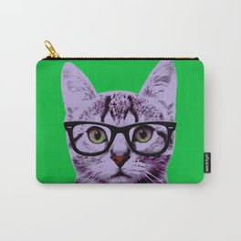 Warhol Cat 3 Carry-All Pouch