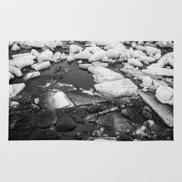 Ice Blocks Rug