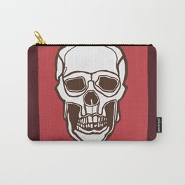 Mannequin of Death (red palette) Carry-All Pouch