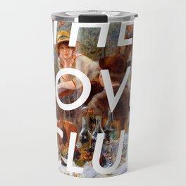 Luncheon with the Love Club Travel Mug