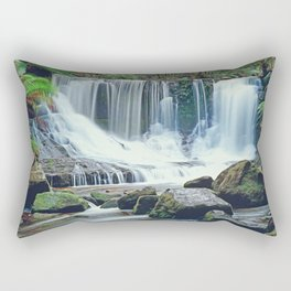Horseshoe falls Tasmania Rectangular Pillow