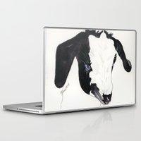 belle Laptop & iPad Skins featuring Belle by Bren Sparling