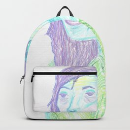 Tired Backpack