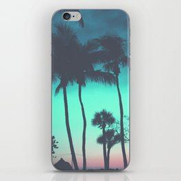 Naples Surf City iPhone Skin