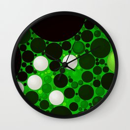 Rave It Up Wall Clock