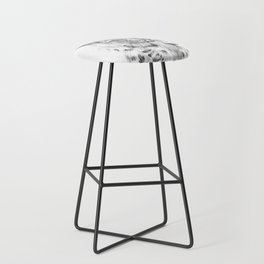 On the Prowl :: A Young Bobcat Bar Stool