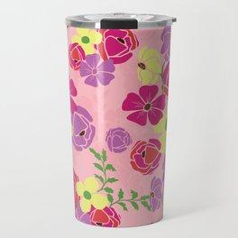 Bonny blooms Travel Mug