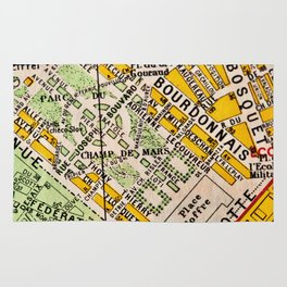 All About Paris Rug
