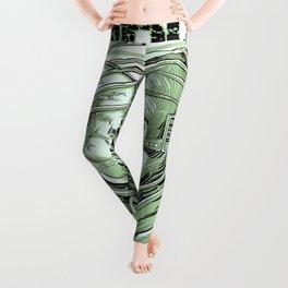 LOBOTOMY Leggings