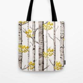 Birch Love Tote Bag