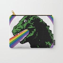 Rainbow Lizard Carry-All Pouch