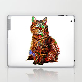 McKenna in the Abstract Laptop & iPad Skin