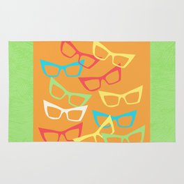 Becoming Spectacles Rug