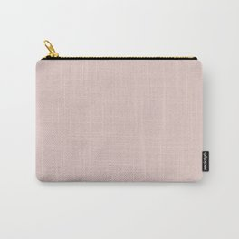 Dusty Pink Carry-All Pouch