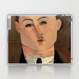 "Amedeo Modigliani ""Paul Guillaume"" Laptop & iPad Skin"