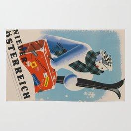Vintage poster - Niederosterreich Rug