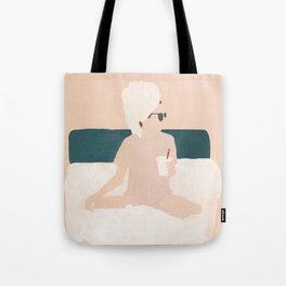 Weekend Mode Tote Bag