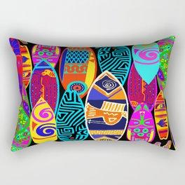 Hang Ten Surfboards Rectangular Pillow