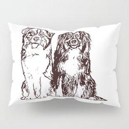 Australian Shepherd working dog for dog lovers Pillow Sham