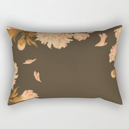 Shadow Veil Copse Rectangular Pillow
