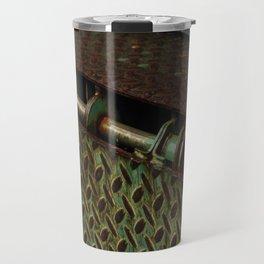 Green Metal - Seattle, WA Travel Mug