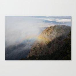 Rainbow Dome Canvas Print