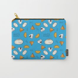 What's inside? Carry-All Pouch