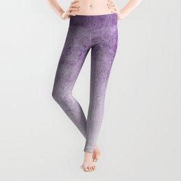 Radiant Orchid Purple Ombre  Leggings