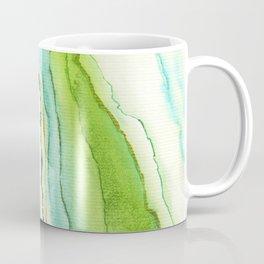 Agate Greenery Coffee Mug