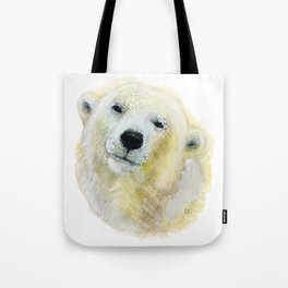 Polar Beary Tote Bag