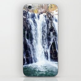Burney Falls iPhone Skin