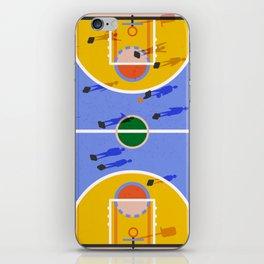 Hoops iPhone Skin