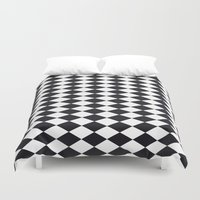 bread Duvet Covers featuring Bread by Sandy Cary