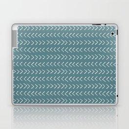 Arrows on Horizon Blue Laptop & iPad Skin