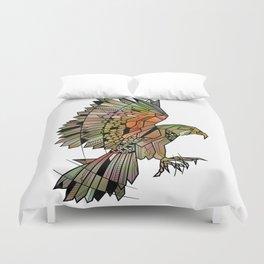 Kea New Zealand Bird Duvet Cover